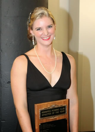 Congratulations to Dr. Amy Kroeker, ND for being awarded Senior Athlete of the Year from the Winnipeg Rowing Club for her dedication, enthusiasm, and hard work on the senior competitive team!